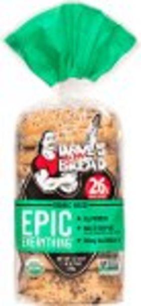 $1.00 Cash Back on Daves Killer Bread Bagels - Expires: 03/10/2021 offer at $1