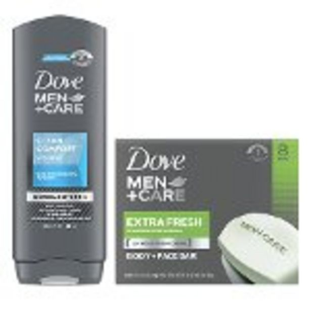 SAVE $1.00 on Dove Men+Care product - Expires: 10/30/2021 deals at