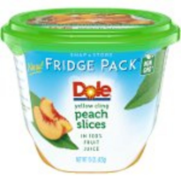 $0.75 Cash Back on Dole Fridge Pack - Expires: 04/14/2021 offer at $0.75