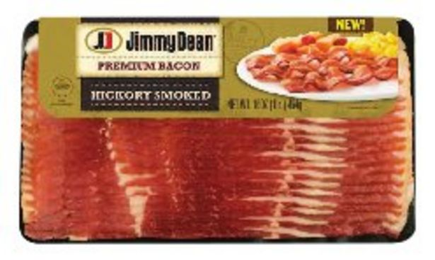 Save $1.00 On Jimmy Dean Bacon - Expires: 10/23/2021 deals at