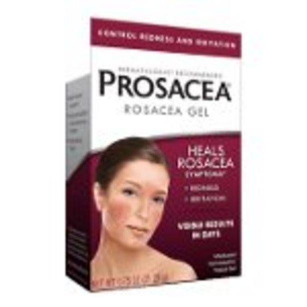 $2.00 Cash Back on Prosacea Medicated Rosacea Gel - Expires: 04/28/2021 offer at $2