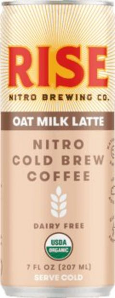 $1.00 Cash Back on RISE Nitro Cold Brew Coffee - Expires: 02/24/2021 offer at $1