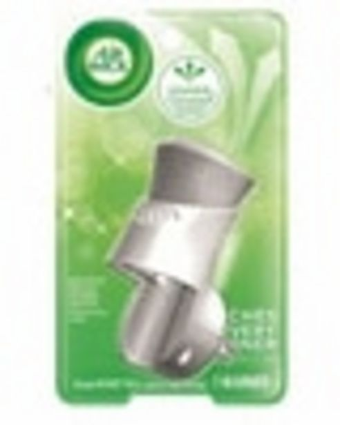 On Any ONE (1) Air Wick® Scented Oil Warmer deals at $1.75