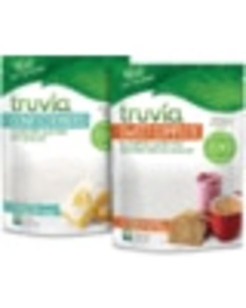 On any ONE (1) bag of Truvia Sweet Complete™ or Truvia Confectioners Sweetener offer at $2