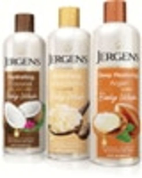 On any ONE (1) Jergens® Body Wash product offer at $3