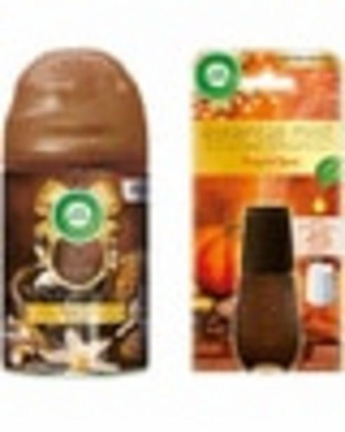 On Any ONE (1) Air Wick® Freshmatic® or Essential Mist® Product deals at $1.5