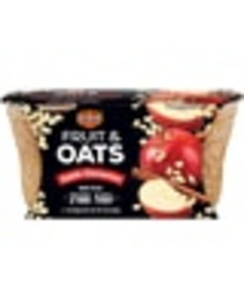On any TWO (2) Del Monte® Fruit & Oats™, Fruit & Chia™ or Fruit Refreshers® 2-pack deals at $1