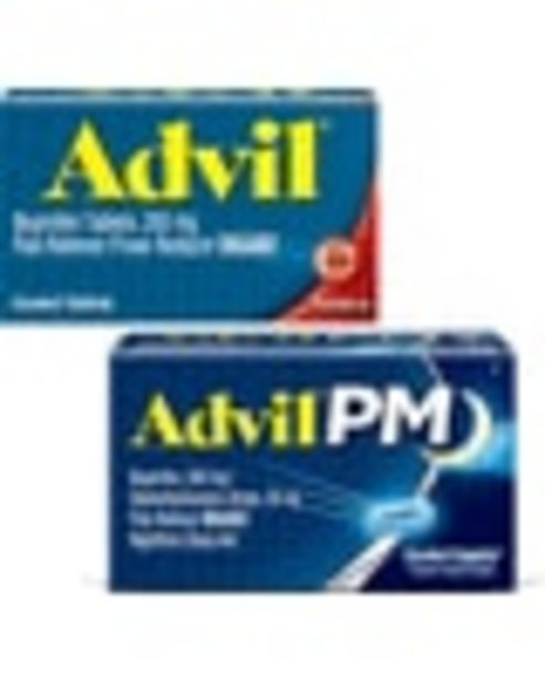On ONE (1) Advil 72ct or larger or Advil PM 40ct or larger deals at $3