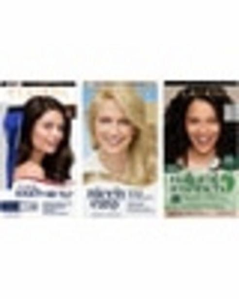 ONE BOX of Clairol® Nice'n Easy, Root Touch-up Permanent or Natural Instincts (excludes Natural Instincts Crema Keratina) deals at $2