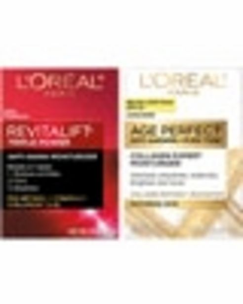 ANY ONE (1) L'Oréal Paris® Skincare or Sublime Bronze™ product (excludes Revitalift Derm Intensives Ampoules, trial and travel deals at $2