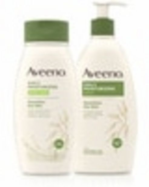 Any ONE (1) AVEENO® Body Lotion, Body Wash, or Anti-Itch product (excludes sizes smaller than 2.5oz, shave and masks) deals at $2