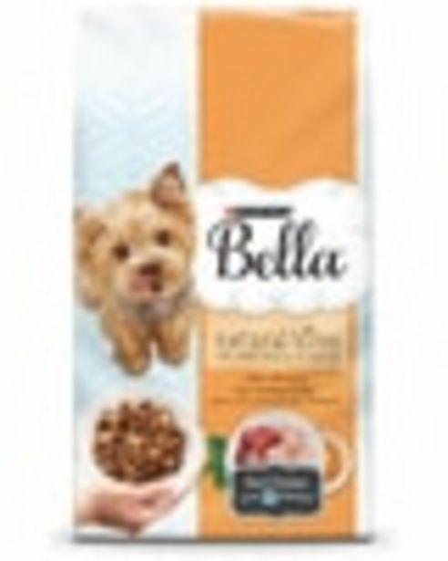 On ONE (1) 3 lb or larger bag of Bella® Dry Dog Food deals at $2