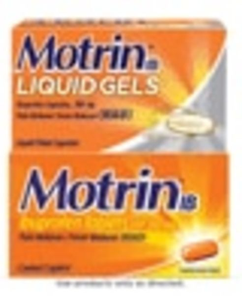 On any ONE (1) Adult MOTRIN® product (excludes trial & travel sizes) deals at $1