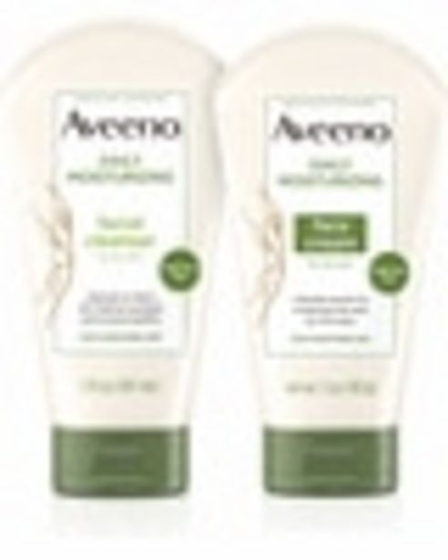 Any ONE (1) AVEENO® Facial Cleanser or AVEENO® Facial Moisturizer (excludes trial and travel sizes) deals at $2