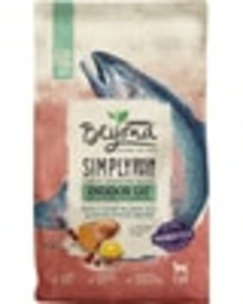 On ONE (1) 3 lb or larger bag of Beyond® Dry Cat Food, any variety deals at $3.5