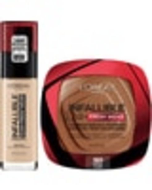 ANY ONE (1) L'Oréal Paris® Cosmetic Face product (excludes makeup remover, trial and travel sizes) deals at $2
