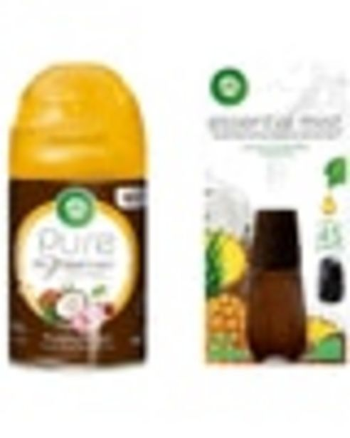 Save $1.50 on Any ONE (1) Air Wick® Freshmatic® or Essential Mist® Product deals at $1.5