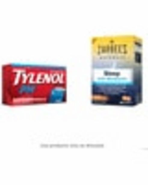On any ONE (1) TYLENOL® PM product, ZARBEE'S® Sleep item, or SIMPLY SLEEP® product (excludes all other TYLENOL® products and deals at $2
