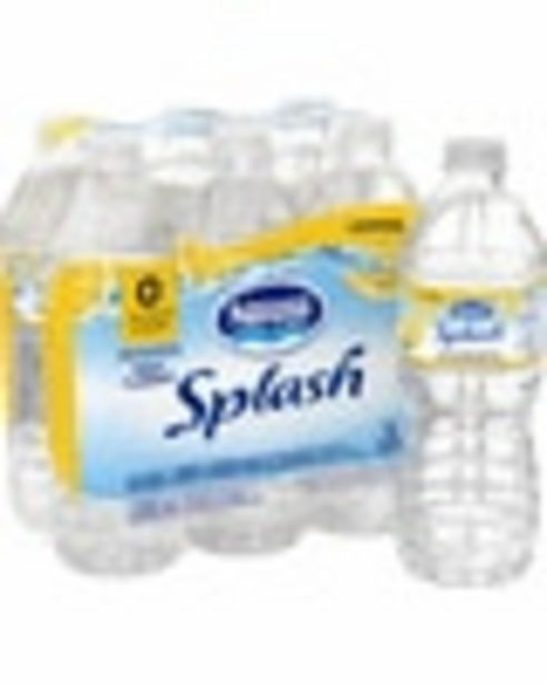 On ONE (1) Nestle® Pure Life Splash Still Water Multi-Pack (6pk & up) deals at $1
