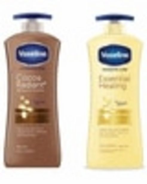 On any TWO (2) Vaseline Lotions (10oz. and larger) (Excludes bonus packs, trial & travel sizes) deals at $3