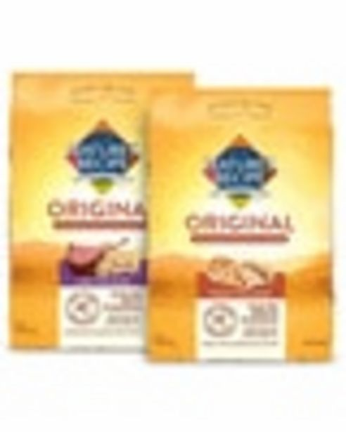 Off any ONE (1) bag of Nature's Recipe Dry Dog Food deals at $3