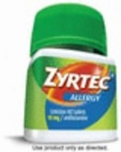 When you buy ONE (1) Adult ZYRTEC® product, any variety (24-60ct).Excludes wipes, trial & travel sizes deals at $4