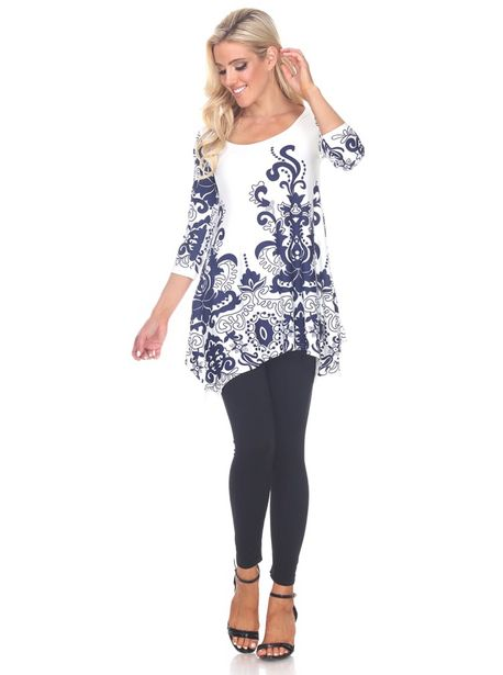 Yanette Tunic / Top deals at $54.95