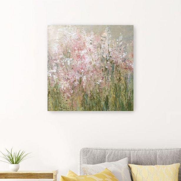 Wild Garden Canvas Giclee deals at $49.95