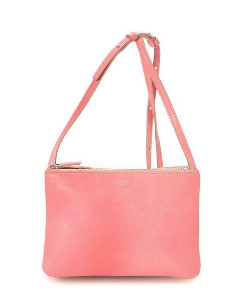Pre-Loved Celine Trio Small Shoulder Bag deals at $1095