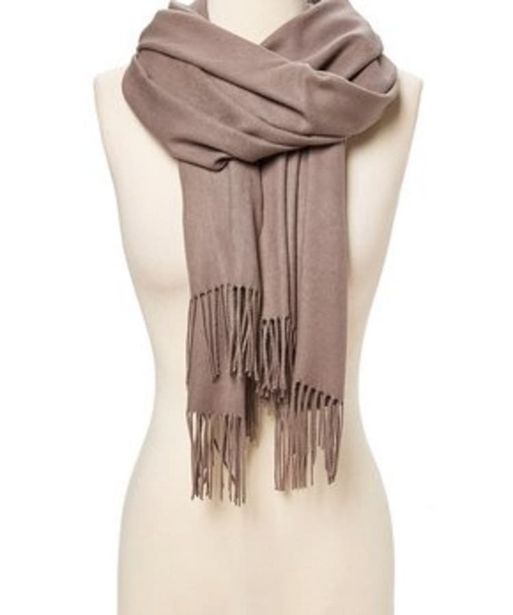 Pashmina Solid Scarf Shawl deals at $31.95