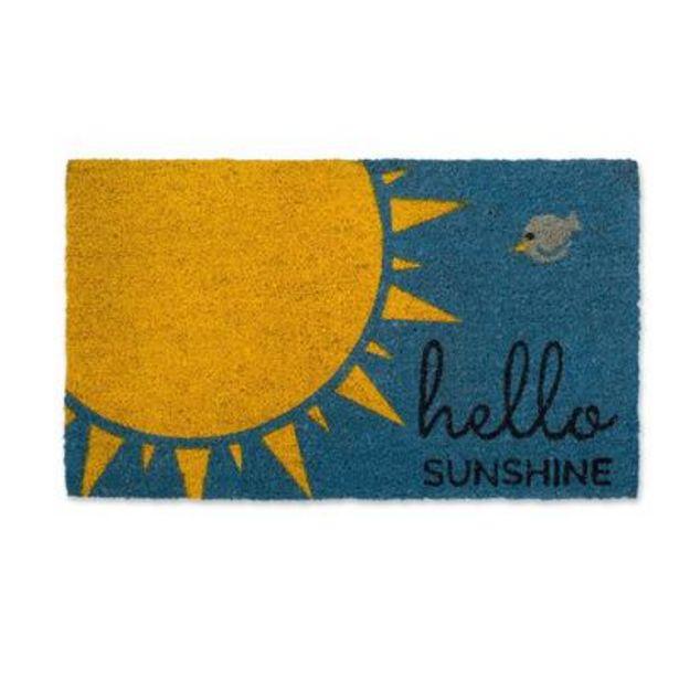 Hello Sunshine Doormat deals at $2795