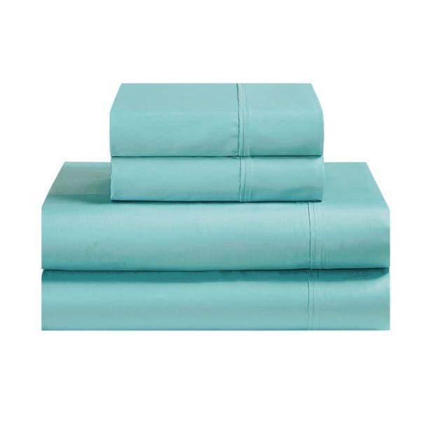 Avanti Fiesta Turquoise Queen Sheet Set deals at $69.95