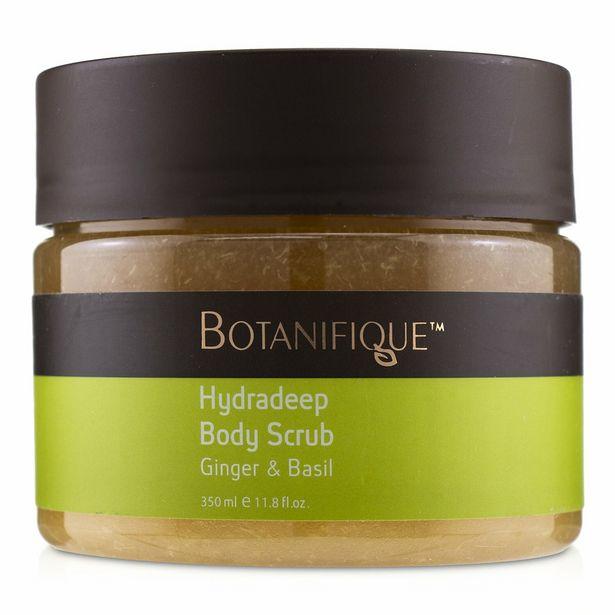 Botanifique Women's Ginger & Basil Hydradeep Body Scrub Care Set deals at $65
