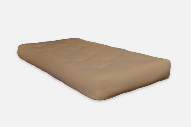 "8"" Double Poly Single Foam Full Futon, 75 In. X 54 In. deals at $21000"