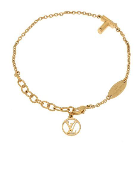 Louis Vuitton LV & ME Letter T Bracelet deals at $565