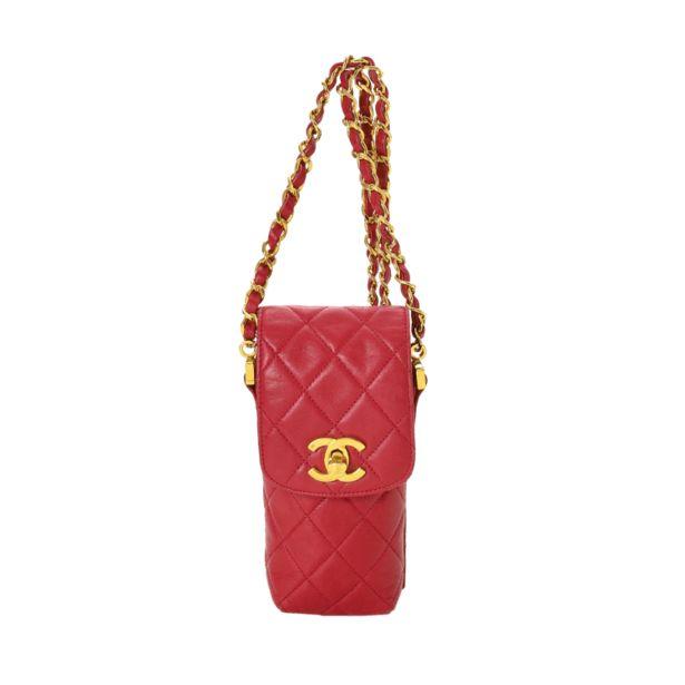 Chanel CC Logo Phone Holder Crossbody Bag deals at $1695