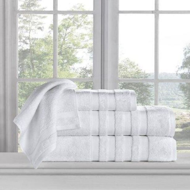 Classic Home Ultimate Luxurious Turkish Towel Set of 4 With Italian Silk Blended Yarn deals at $89.95