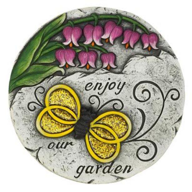 Enjoy Our Garden Stepping Stone deals at $3095