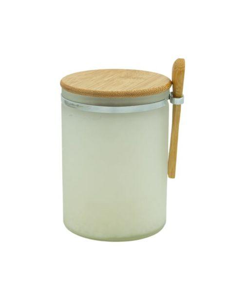 Aroma43 Dark Woods Sugar Scrub, Coconut Oil, Essential Oils deals at $43