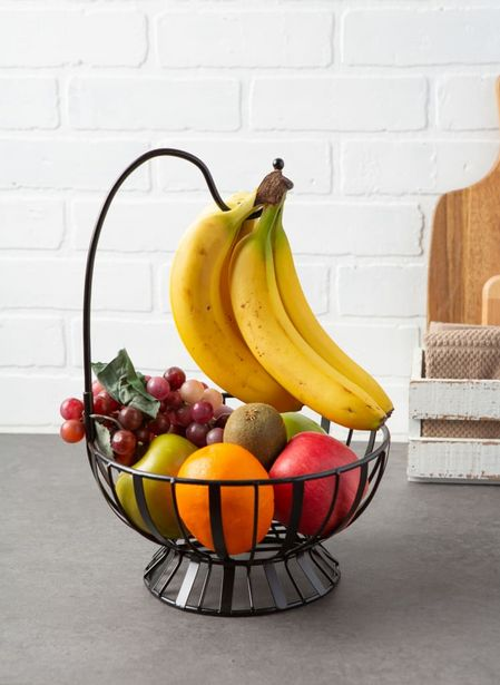Fruit Basket With Banana Hook deals at $27.95