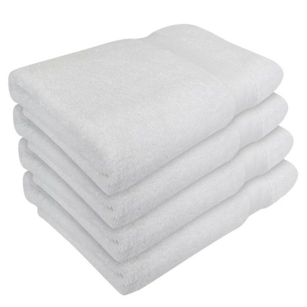 Classic Home Ultimate Luxurious Turkish Bath Towel Set of 2 With Italian Silk Blended Yarn 30x60 deals at $79.95