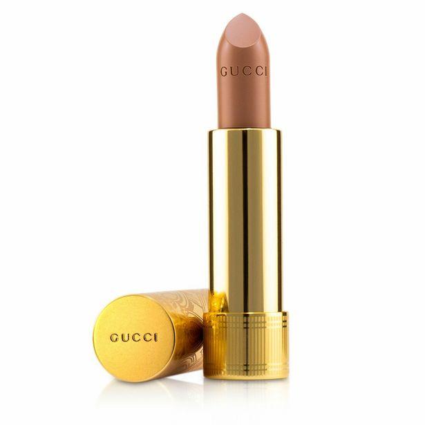Gucci Women's # 301 Mae Coral Rouge A Levres Satin Lip Colour Lipstick deals at $42