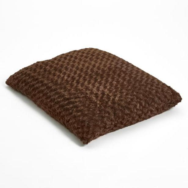 "27"" X 36"" Medium Rectangular Soft Furry Pet Bed deals at $8800"