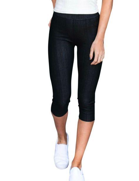 Stretchy Jeans | Capri - Plus deals at $28.95