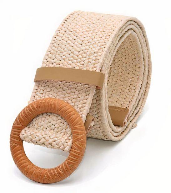 Round Adjustable Belt deals at $41.95