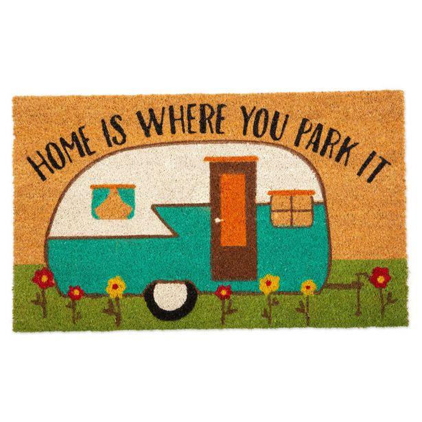 Camper Doormat deals at $27.95