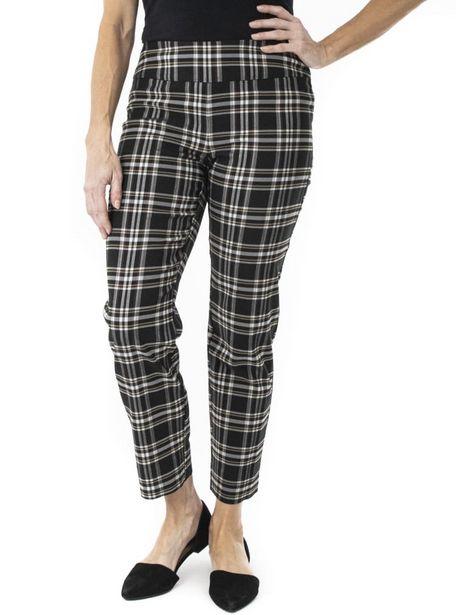 Zac & Rachel Pattern Ankle Pants deals at $44.95