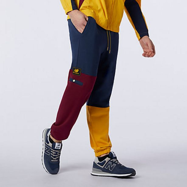 NB Athletics Higher Learning Fleece Pant deals at $74.99