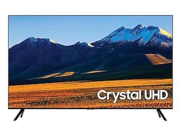 "86"" Class TU9010 Crystal UHD 4K Smart TV (2021) deals at $1899.99"