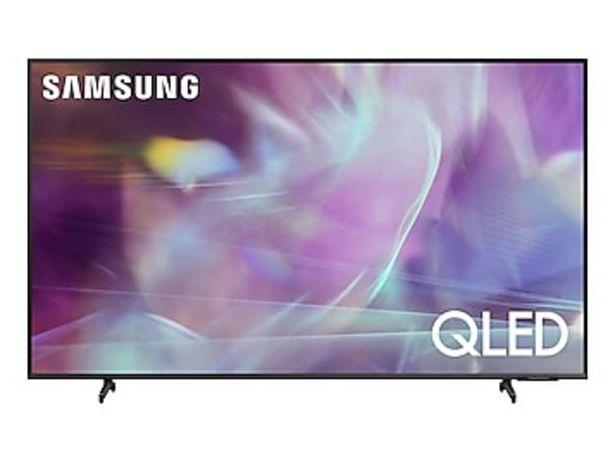 """60"""" Class Q60A QLED 4K Smart TV (2021) deals at $899.99"""